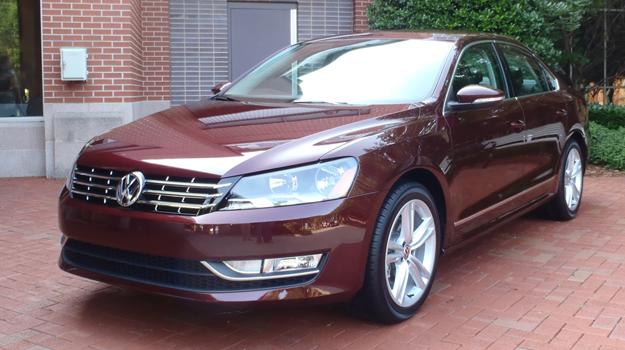 El nuevo Volkswagen Passat 2012 llegará a EUA