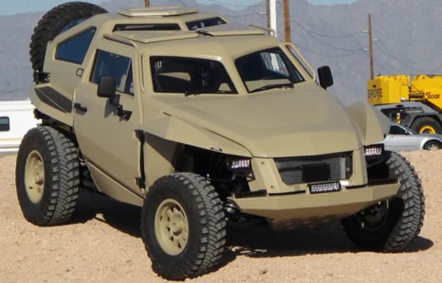 Local Motors Rally Fighter >> XC2V Flypmode vehículo de combate diseñado por civiles