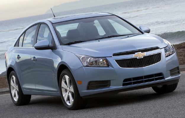 GM fabricará la versión diesel del Chevrolet Cruze en EUA