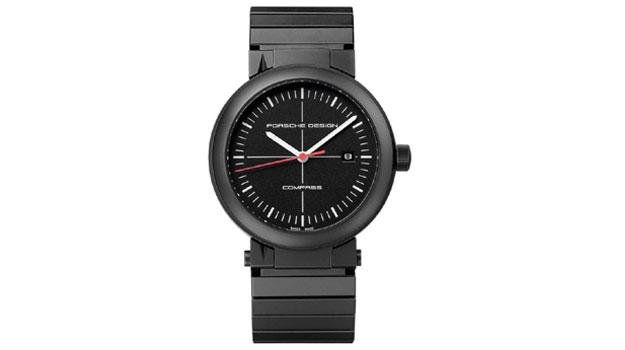 Porsche Design P'6520 Compass Watch, orientación y clase con estilo