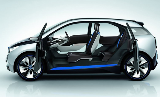 BMW i3 2013 debuta en el Salón de Frankfurt