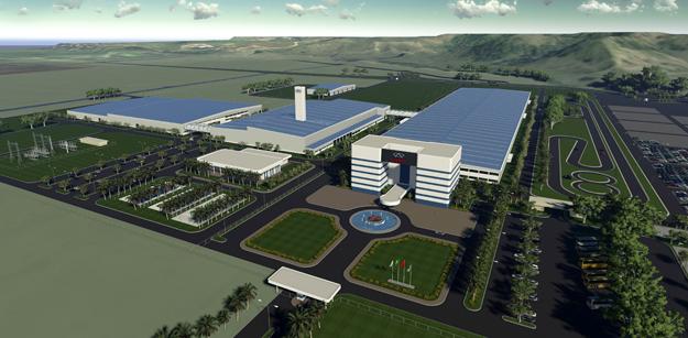 Chery Motors producirá automóviles en Brasil