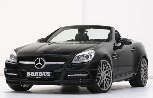 BRABUS presenta paquete deportivo para  el Mercedes-Benz SLK