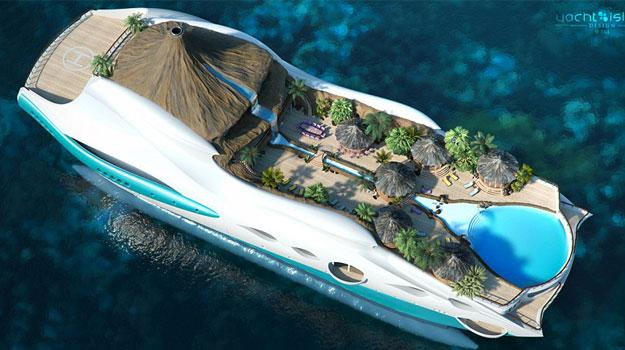 Tropical Island Paradise, ¡excentricidad y diversión al máximo!
