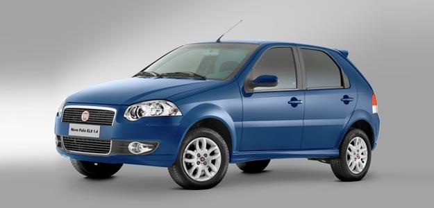 Cambios para el Fiat Palio 2010