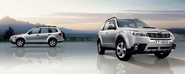 Subaru sigue sumando premios en seguridad