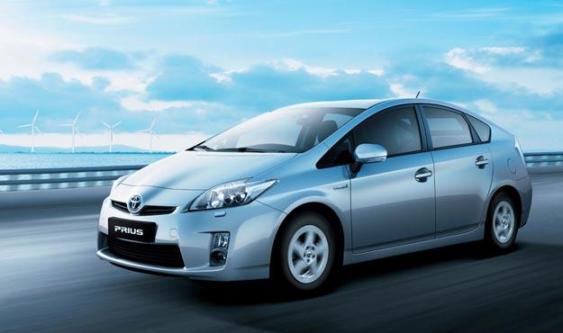 El Toyota Prius baja significativamente su precio