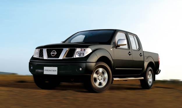 Nueva Nissan Frontier en Argentina