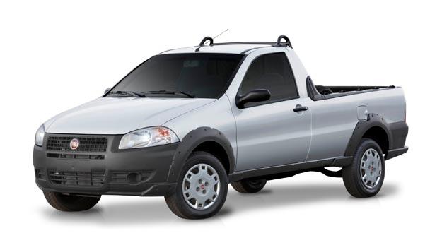 Fiat lanzó al mercado la nueva Strada Working 1.4