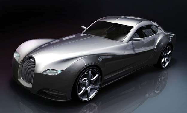Morgan Eva GT: una coupé retro