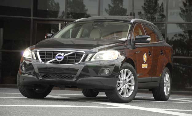Volvo City Safety: frena por vos