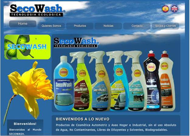SecoWash: Lavar el auto sin agua - Autocosmos.com