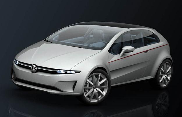 Volkswagen Giugiaro Tex Concept debuta en el Salón de Ginebra