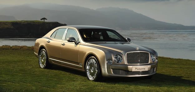 Bentley Mulsanne, el sustituto del veterano Arnage