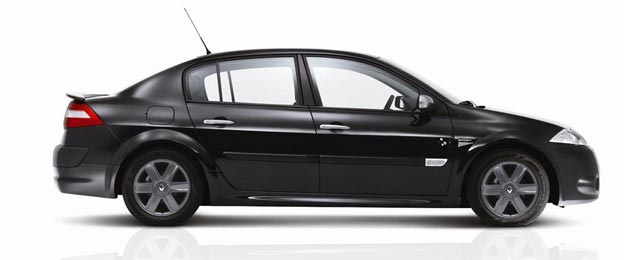 Renault Mégane II Sport: familiar con look deportivo