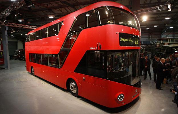 Londres estrenar nuevos autobuses double decker - Autobuses de dos pisos ...