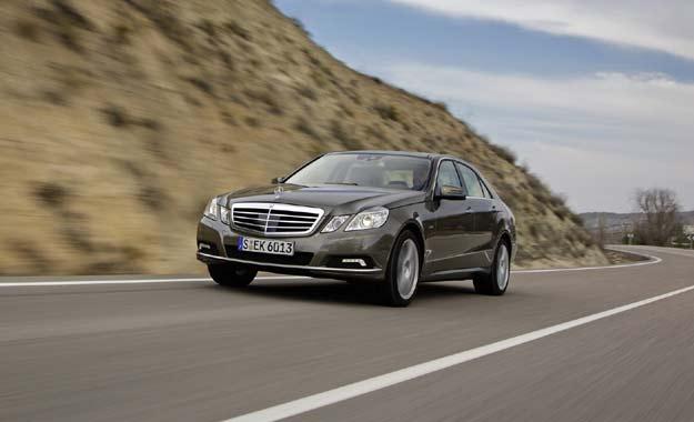 Mercedes-Benz líder del mercado de alta gama