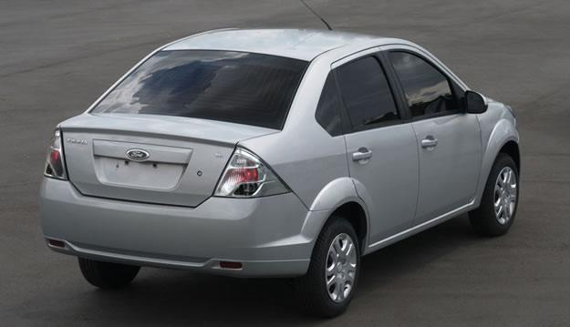 Ford Fiesta Ikon 2011 Llega A M U00e9xico Desde  146 233 Pesos