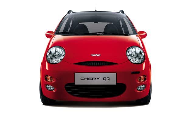Chery QQ: Atractivo, simpático y práctico