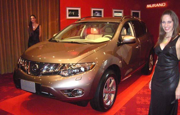 Nissan Murano: una 4x4 para destacarse