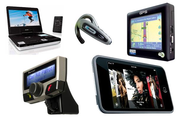 Los mejores gadgets para autos