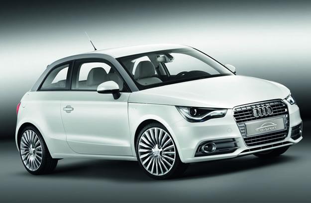 Audi A1 e-tron Concept debuta en el Salón de Ginebra 2010