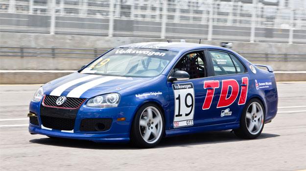La carrera de las 4 horas de México a bordo del Volkswagen Bora TDI Cup