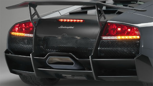 Lamborghini Murciélago LP 670-4 SV en el Salón de Beijing