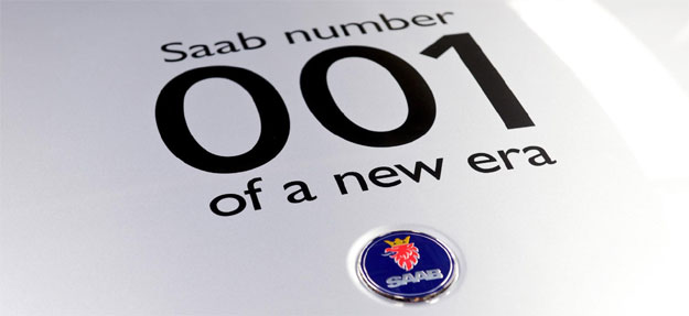Saab reinicia su producción bajo el mando de Spyker