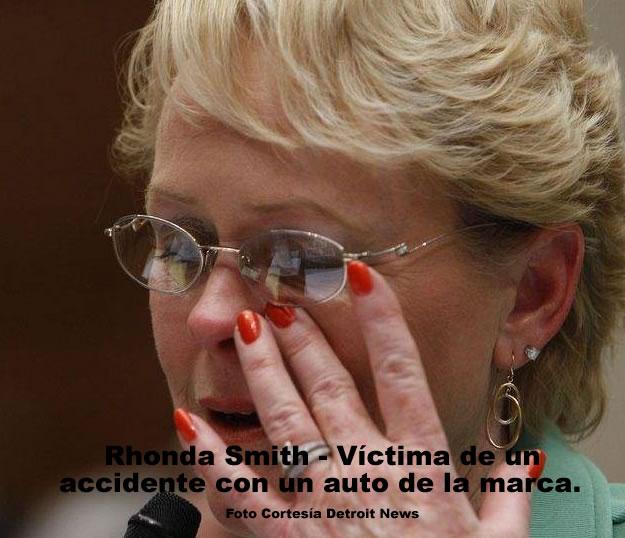Víctima de accidente en 2006 reclama a Toyota en la audiencia de hoy