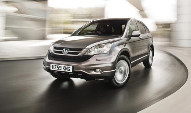 Honda presenta la Honda CR-V 2010