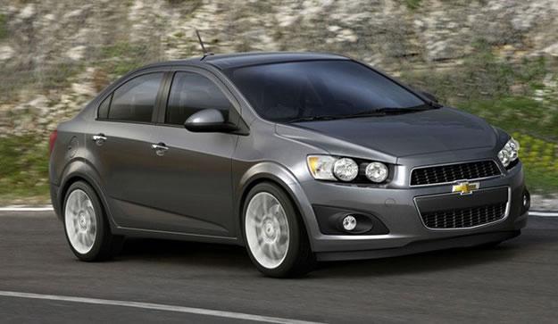 Chevrolet Aveo Sedn 2012 Primeras Imgenes Autocosmos
