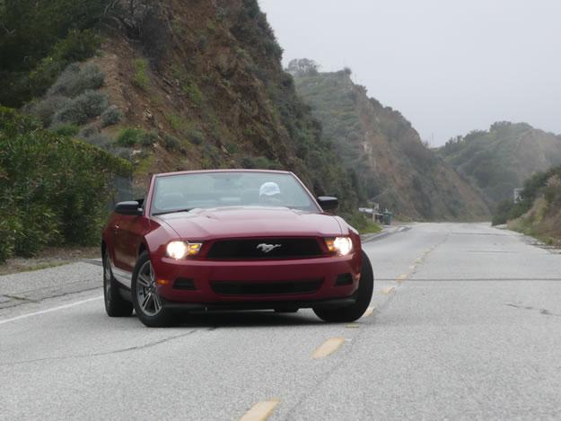 Ford Mustang 2011 para México