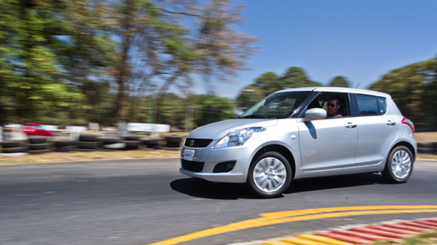 Suzuki Swift 2012 llega a México a $189,700 pesos