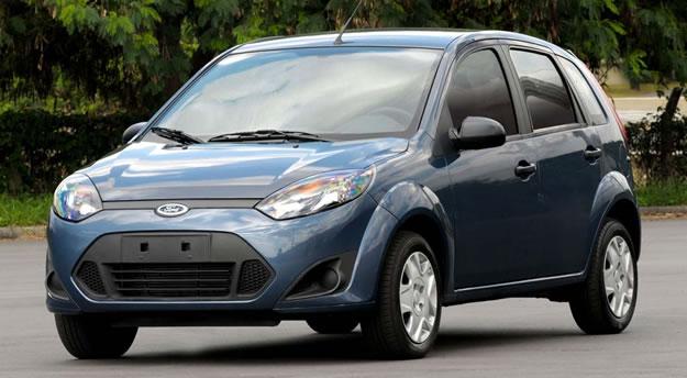 Ford Fiesta 2010 se actualiza en América del Sur