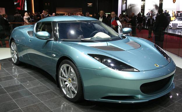 Lotus Evora es presentado en Chile
