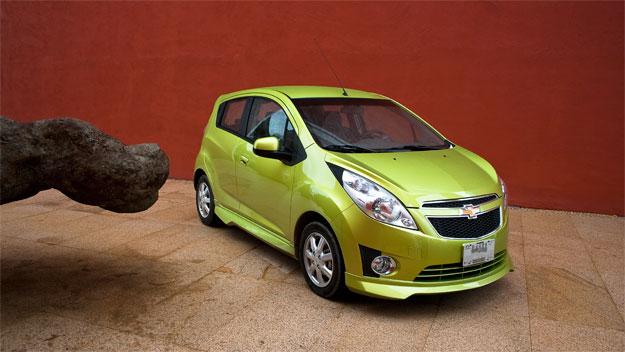 Chevrolet Spark llega a México desde $119,000