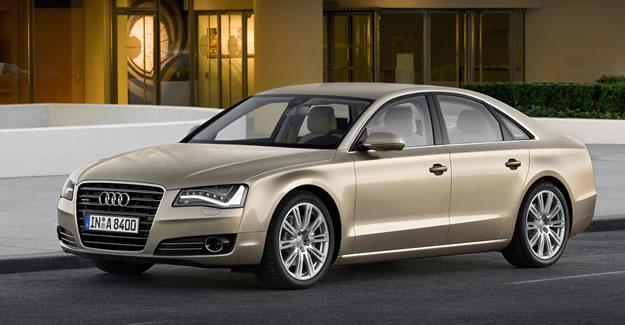 Audi A8 2011, debuta el renovado buque insignia de la marca