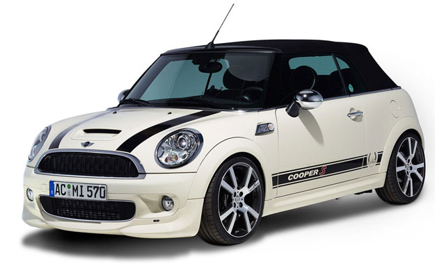 tuning mini cooper s convertible por ac schnitzer. Black Bedroom Furniture Sets. Home Design Ideas