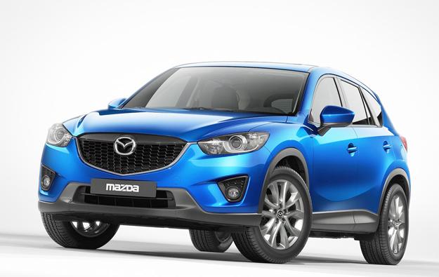Mazda revela detalles del CX-5: A Chile el 2012