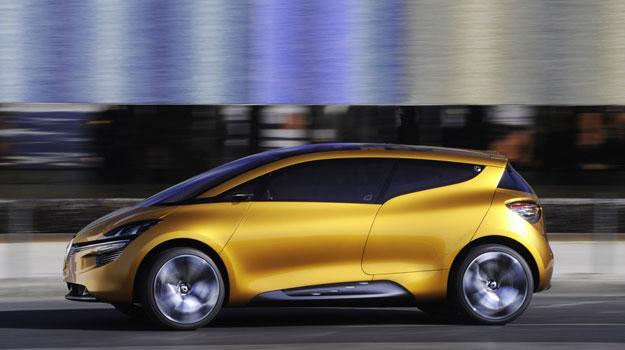 Renault R-Space debuta en Ginebra 2011