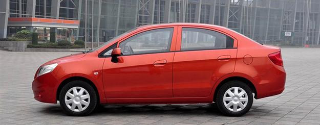 Chevrolet Sail Concelo En Detalle