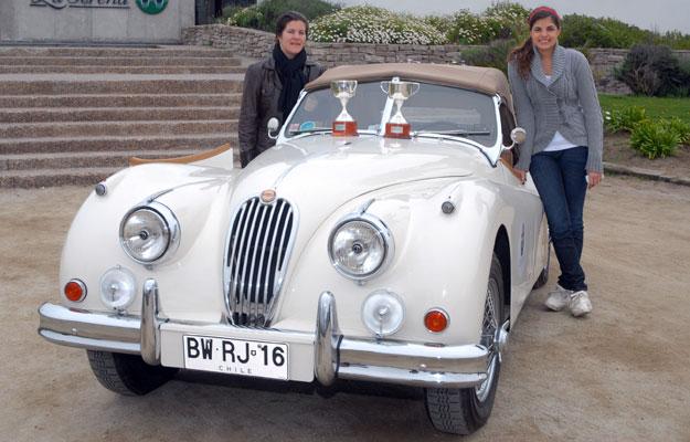 Rally de Autos Clásicos La Serena Golf