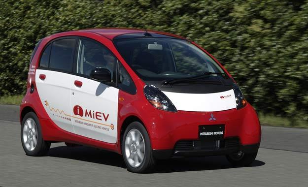 Mitsubishi i-MiEV: se venderá en Europa