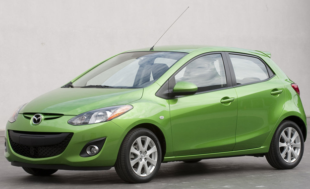 Mazda 2 Sport 2011: Debuta en Chile