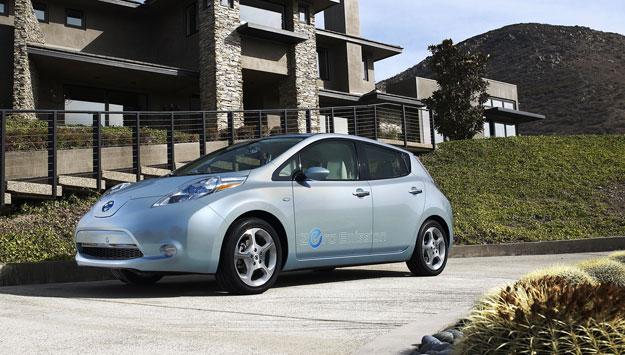 Nissan Leaf ofrecerá también ocho años de garantía para sus baterías