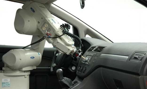 Ford y su robot con tacto humano