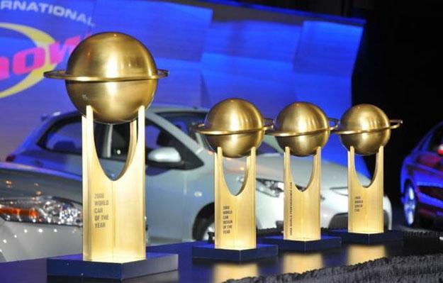 Se dan a conocer los candidatos para el coche del año 2010