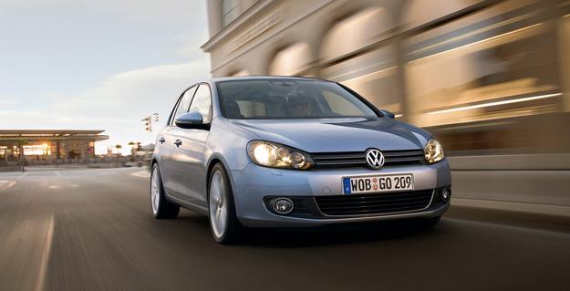 Volkswagen Golf Vl es lanzado en Chile