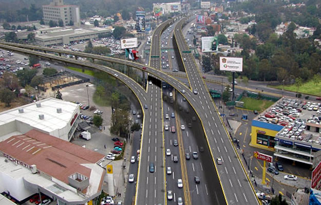 Circuito Bicentenario : El viaducto bicentenario autocosmos
